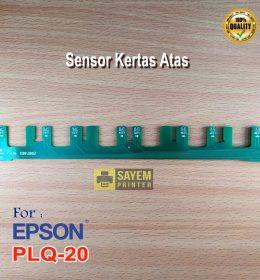 Sensor Kertas Atas Epson PLQ20 Baru