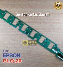 Sensor Kertas Bawah Epson PLQ20 Baru
