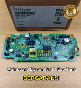 Mobo Board Motherboard Mainboard Epson L3110 Second Cabutan