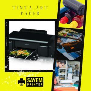 Tinta Art Paper Yang Bagus Untuk Printer Epson